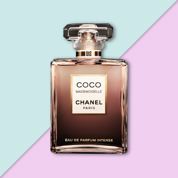 coco mademoiselle chanel perfume label