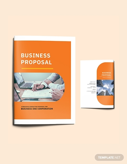 consulting business proposal