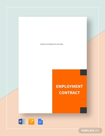 director employment contract