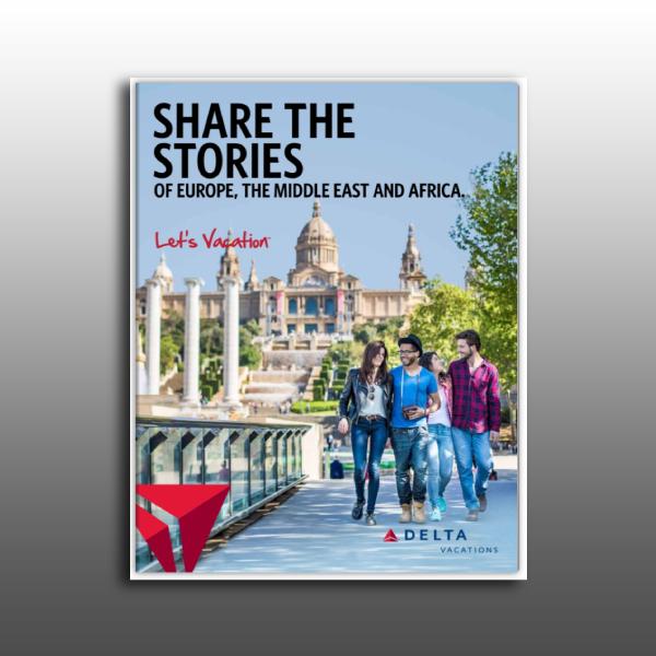 europe vacations brochure