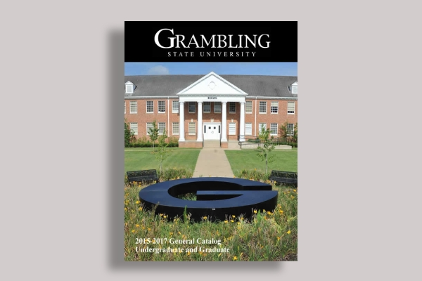 grambling state university catalog
