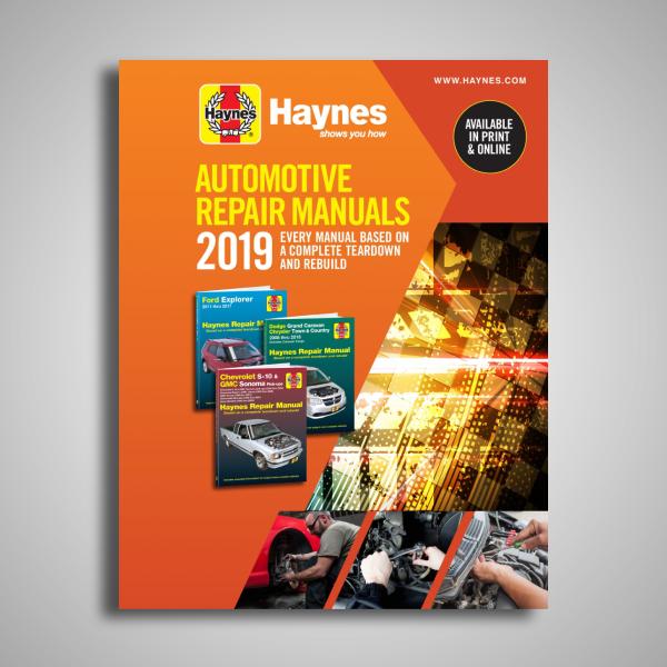 haynes interactive catalog