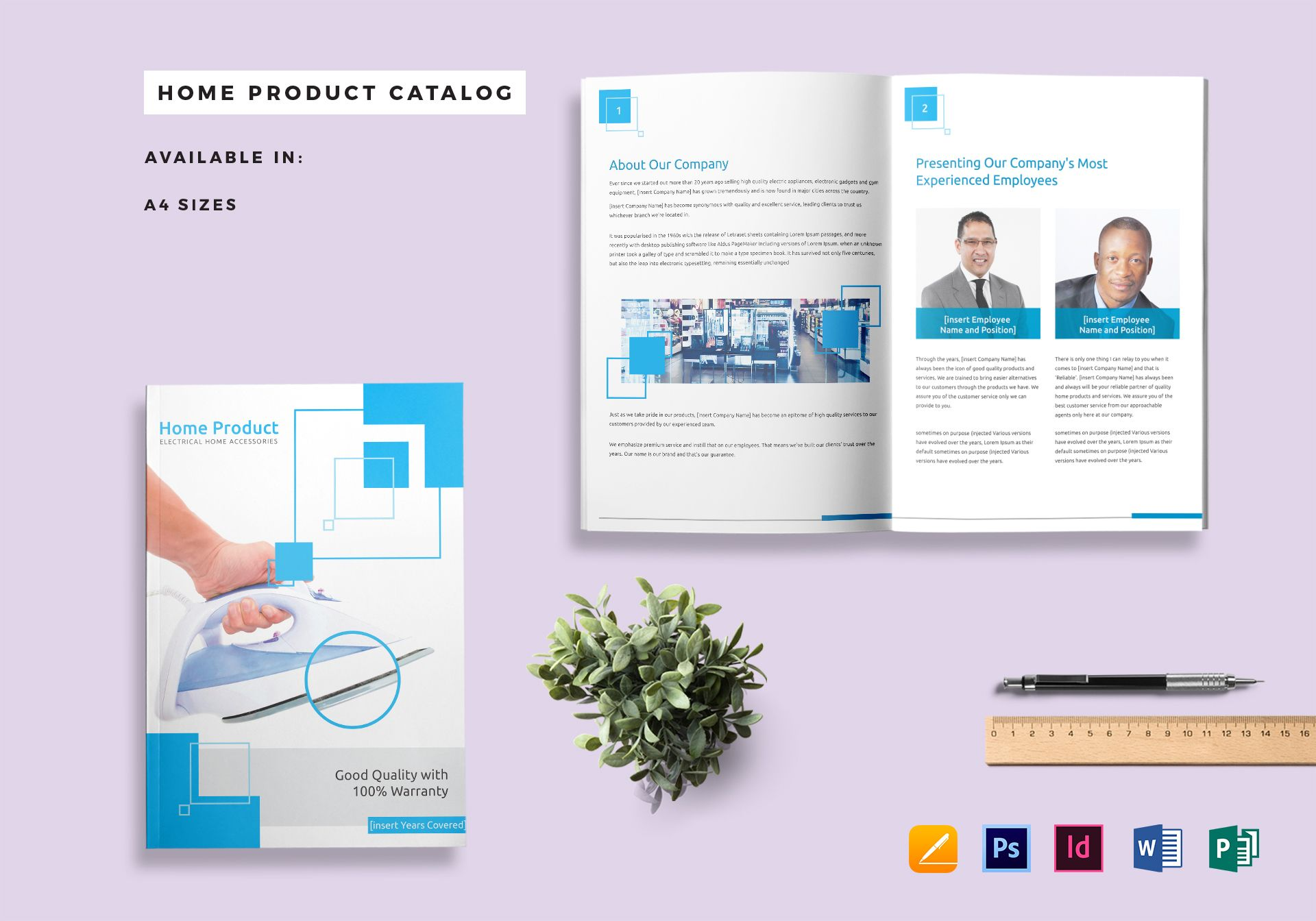 home product catalog