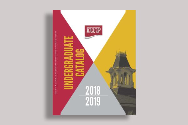 indiana university of pennsylvania catalog