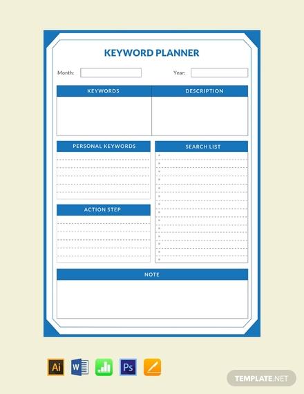 keyword planner1