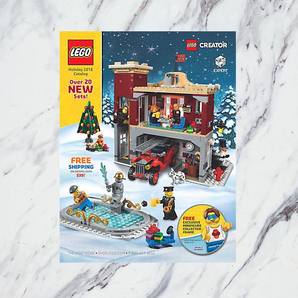 lego 2018 holidays catalog