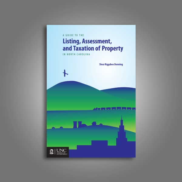 listing assessment and taxation of property book cover