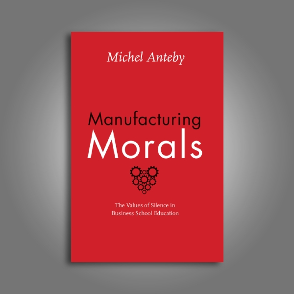 manufacturing morals book cover
