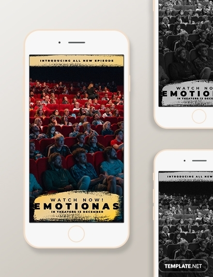 movie snapchat geofilters