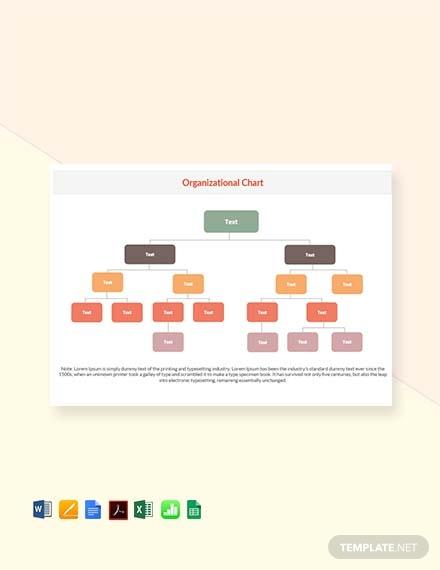 organizational chart1