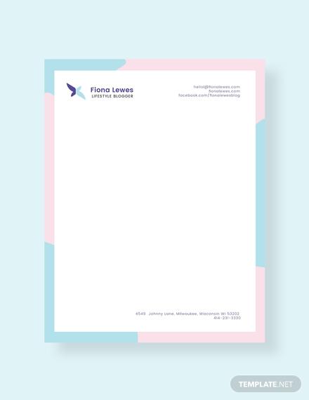 personal letterhead2