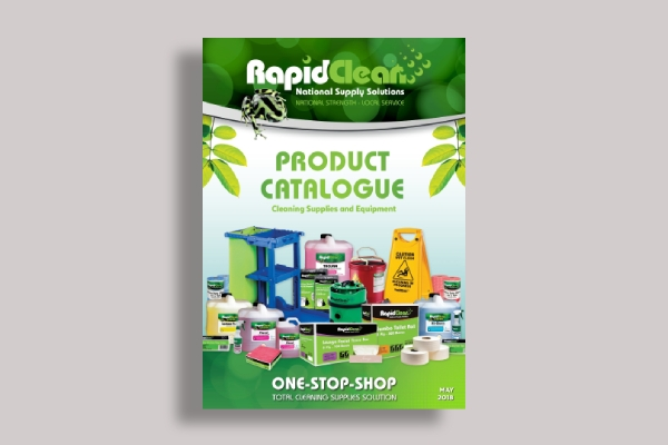 rapid clean product catalog