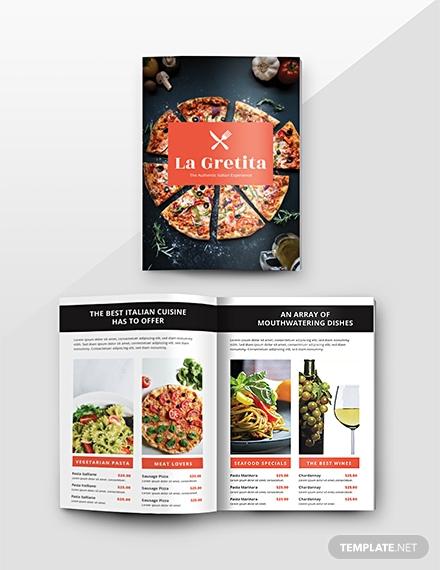 restaurant catalog