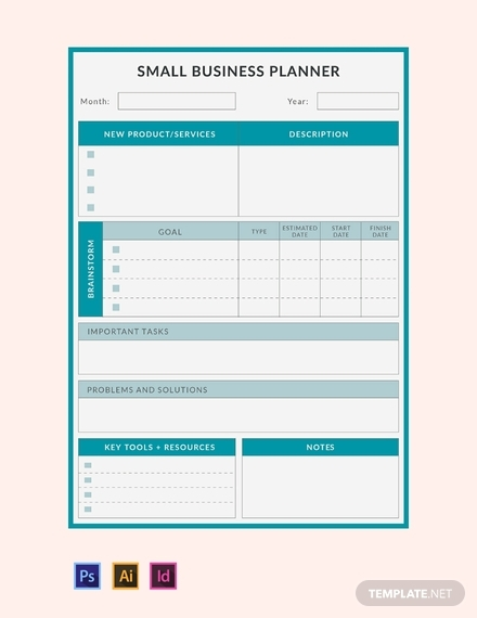 small business planner1