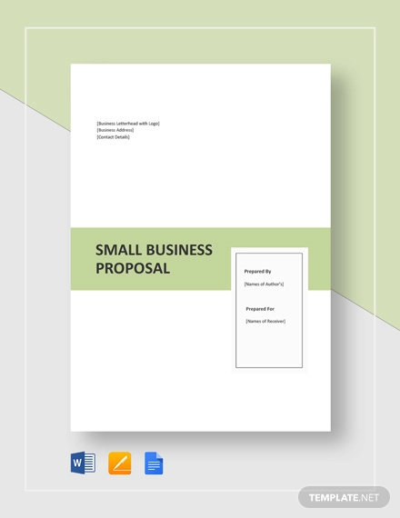 58+ Business Proposal Examples & Samples - PDF, DOC | Examples