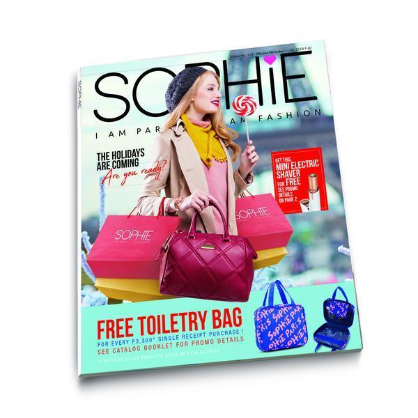 sophie catalog