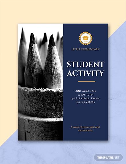 student activity program