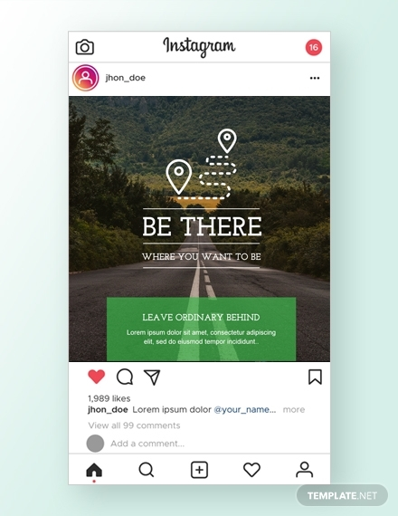 travel instagram ad1