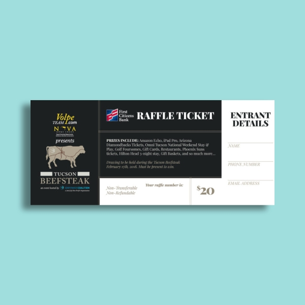 tucson beefsteak ticket