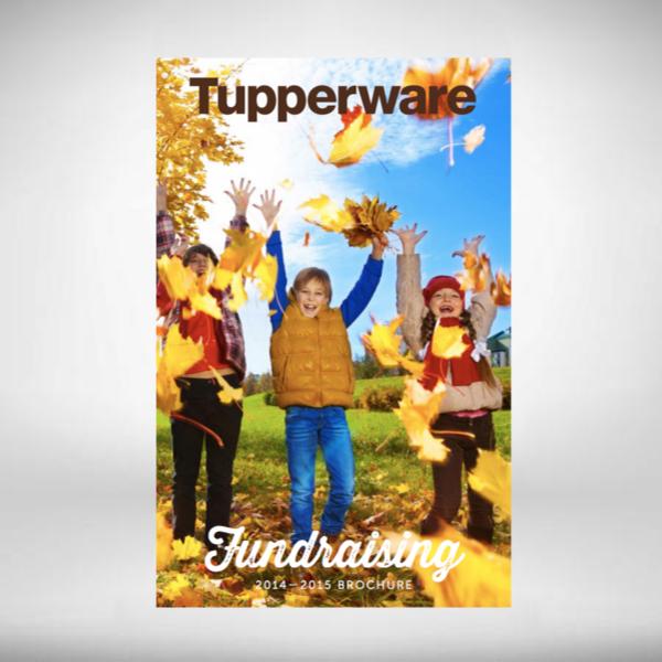 tupperware brochure
