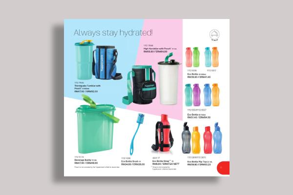 tupperware product catalog