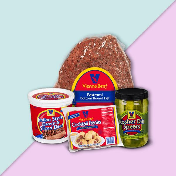 vienna beef brand labels