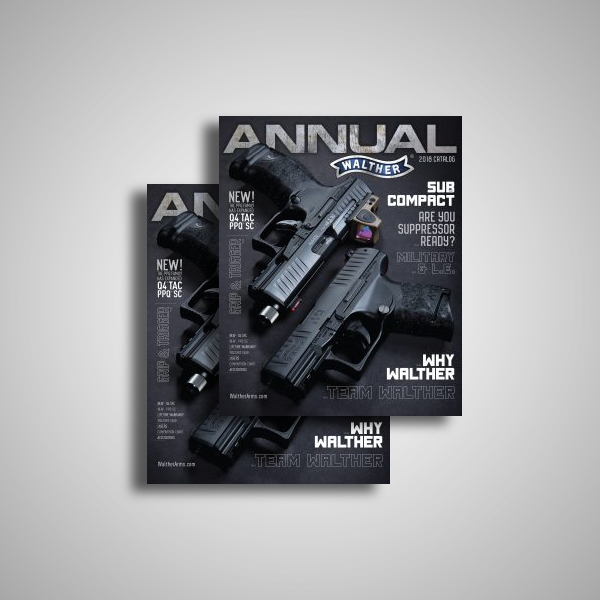 walther arms annual catalog