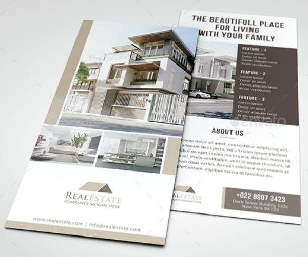 15 beautiful real estate rack card