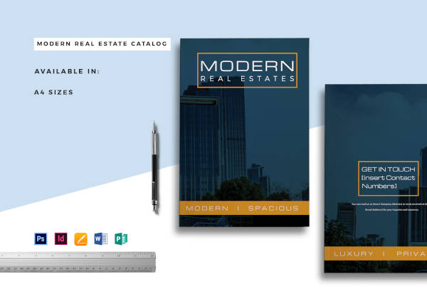 1modern real estate catalog template11