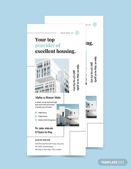 6real estate rack card 2 1x1