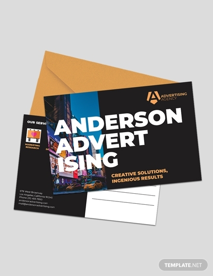 advertising agency postcard1