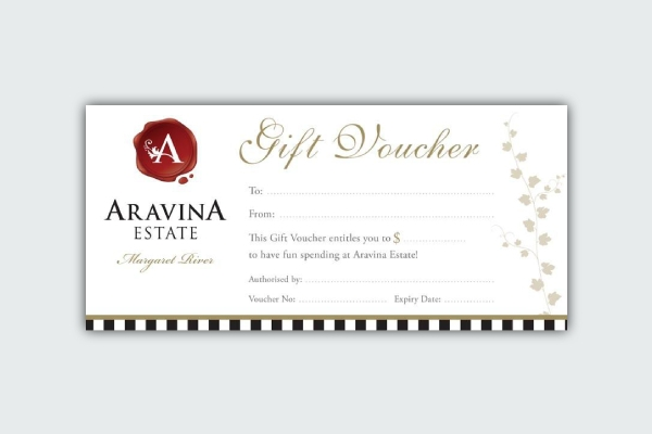 aravina estate gift voucher