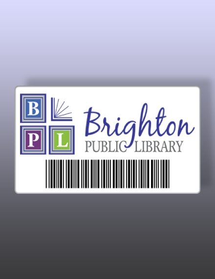 brighton public library card