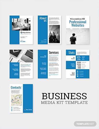 business media kit