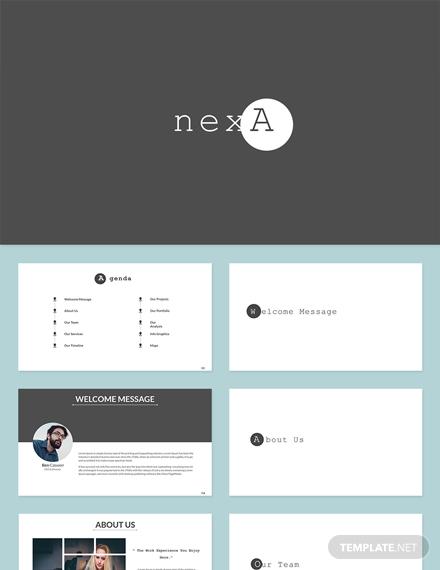 business nexa presentation