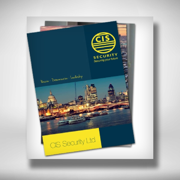 cis security brochure