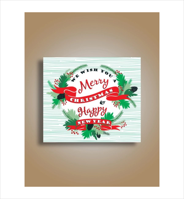 christmas and new year card1