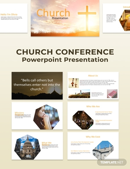 church conference powerpoint presentation