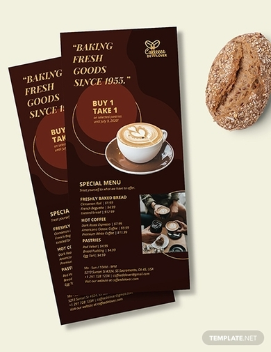 coffee shop rack card2