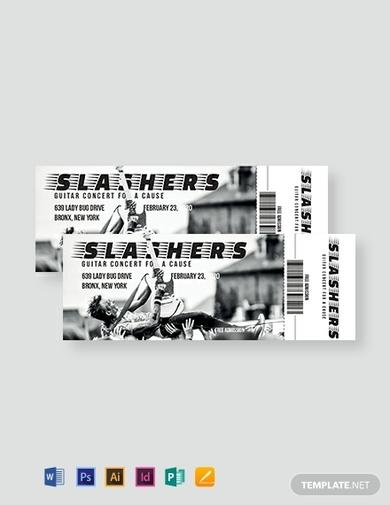 concert admission ticket1