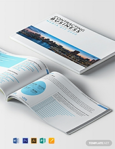 contracting business media kit