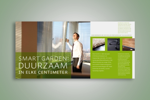 corporate photography brochure