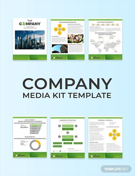 creative company media kit