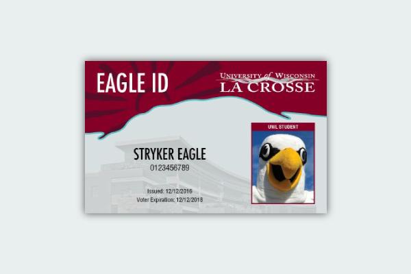 eagle id card