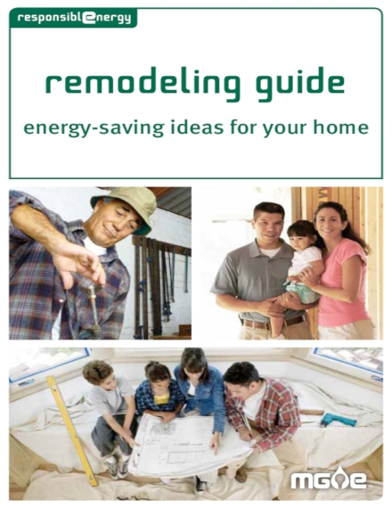energy saving ideas for home remodeling guide and checklist