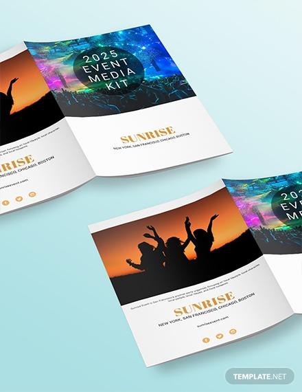 event media kit