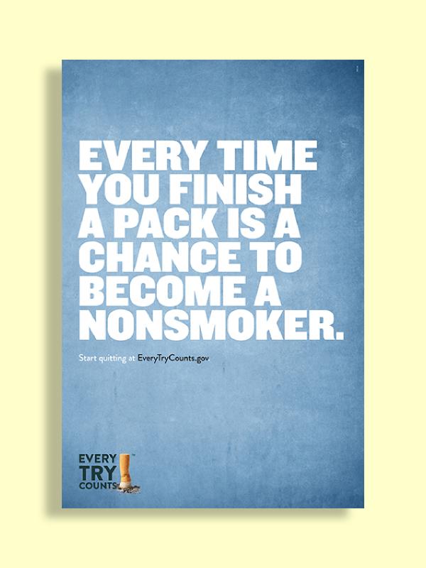 fda tobacco education prevention poster