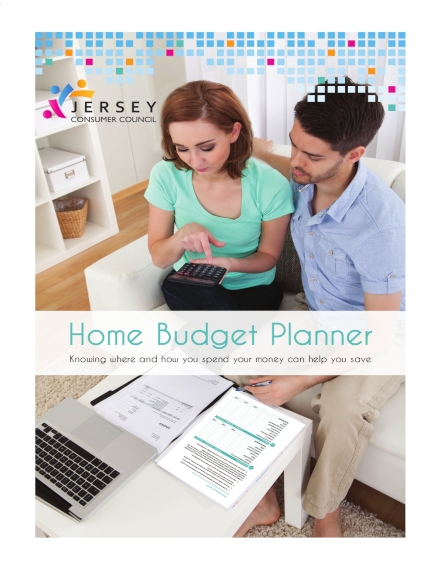 family home budget planner