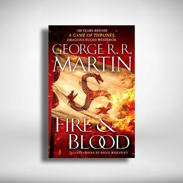 fire blood george r
