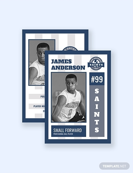 free game card template